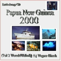 Papua New Guinea Golden Dawn Walindi CD 3
